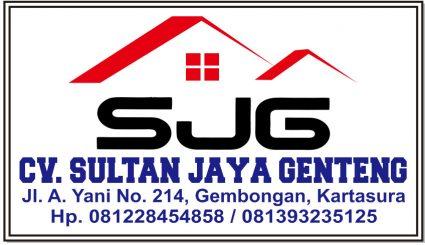 CV Sultan Jaya Genteng